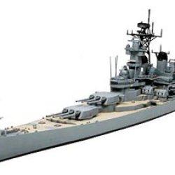 1/700 Navy Bb-62 New Jersey