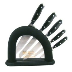 H&R Five Piece Kitchen Knife S