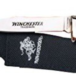 Winchester Knives 3In, 1 Blade, Fixed Blade Bird And Trout Knife W/Stag Delrin Handle W 40 14003 B