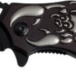 Tac Force Tf-776Gy Assisted Opening Folding Knife 4.5-Inch Closed