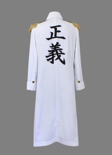 コスプレ 衣装 From TV animation ONE PIECE 海軍コート/サイズ-レディースL