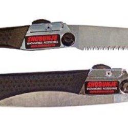 Snobunje Inc Deluxe Steel Handle Folding Saw 1021(Steel)