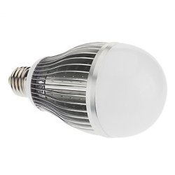 9 Xhigh E27 9 W Power 680 Lm 3000 K Of Warm White Led Candle Bulb (85-265 - V)