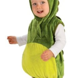Rubie'S Costume Deluxe Baby Cutie Crocodile Costume, Green, 6-12 Months