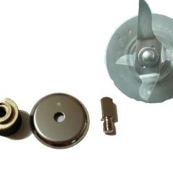 New For Oster Replacement Part Osterizer Coupling Stud Slinger Pin Kitchen Center+For Oster Replacement Part 4 Knife Blender Blade
