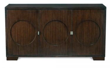 Image of Brownstone Furniture Wilshire Circle Buffet (WS305)