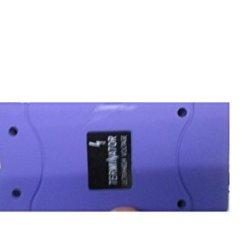 Purple 12 Million 12,000,000 Volt Mini Stun Gun + Led Flashlight + Case