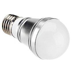 E27 3W 240Lm 5500K Warm White Led Candle Bulb(110-220V)