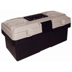 "Hard Knife Storage Case Large. 8 1/4(H)"" X 18(W)"" X 9 1/2(D)"""