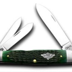 Case Xx Green Cigar Whittler Limited Edition Vintage Series 1/100 Pocket Knife Knives