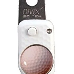 Dx Switchblade Divot Repair Tool Golf Ball White | Made In Usa