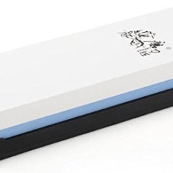 Taidea 2000/5000 Grit Combination Corundum Whetstone Knife Sharpening Stone / Double Two-Sided