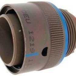 Circular Mil Spec Connector M83723B 3C 3#16 Pin Plug