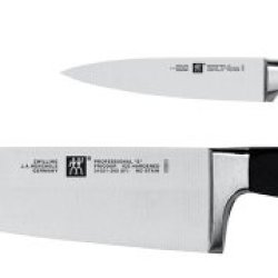 Zwilling J.A. Henckels Twin Pro S 2-Piece Promotional Chef Set