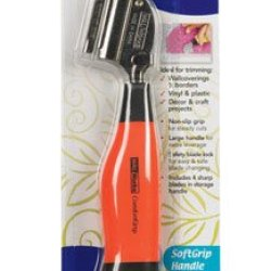 Zinsser 98024 Razor Knife With 5 Blades