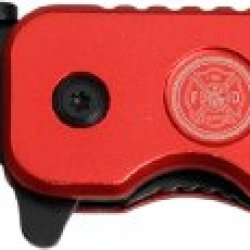 Mtech Usa Mt-748Fdh Rescue Knife, 3.5-Inch Closed