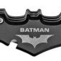 "Bat ""Batman"" A0 Dual Rainbow Blades Folding Knife"