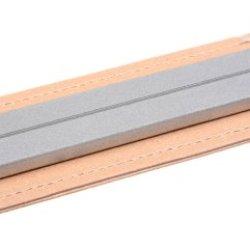 Eze-Lap 46M 1 By 6 Medium Diamond Pocket Stone With Sheath