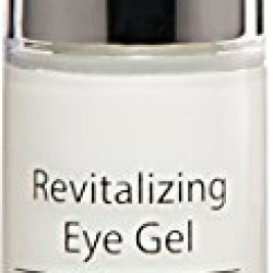 Nuju Revitalizing Eye Gel For Dark Circles Under Eyes, Puffiness, Crows Feet And Wrinkles 15G Contains C4-Peptide-3