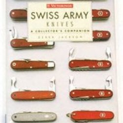 Victorinox Swiss Army Knives A Collectors Companion Hard Cover Book 17004