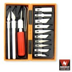 16 Pc Hobby Knife Set