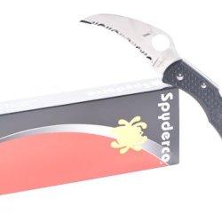 Spyderco Tasman Salt Frn H-1 Folding Knife C106Sbk