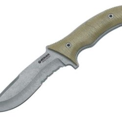 Boker Orca Outdoor Gen 2 Full Tang Construction Three Dimensional Contoured Handle Scales