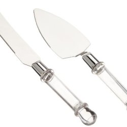 Wilton 120-897 Fillable Cake Knife And Server Set