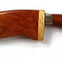 Lek Num Phi 5.5-Inch Blade Iron Amulet Knife