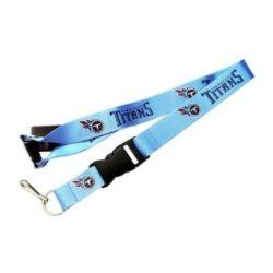 Tennessee Titans Clip Lanyard Tennessee Titans Clip Lanyard