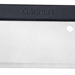 Cuisinart Cps-129 Alfrescamore Pizza Dough Cutter And Scraper, Silver/Black