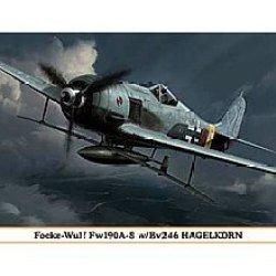 09933 1/48 Focke-Wulf Fw190A-8 W/Bv246 Hagelkorn Ltd.