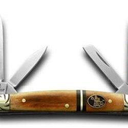 Steel Warrior Mississippi River Bone Congress Pocket Knife Knives