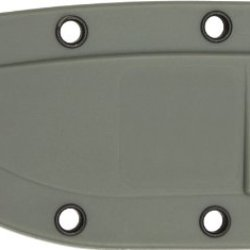 Esee-3 Accessories Od Green Sheath Without Clip Plate
