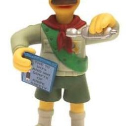 Scout Leader Ned Flanders Simpsons Series 10