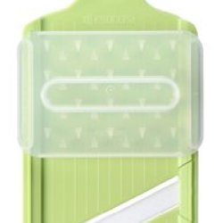 Green Ceramic Kyocera Slicer (W/Safety) Csn-10Gr