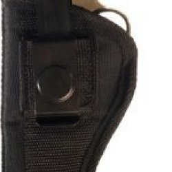 Nylon Gun Holster Fits Smith And Wesson 10,12,13,15,18,19,27,28,29 And More See Inside.