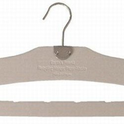 """Earth'S """"Friend"""" Recycled Hanger W/Pant Bar"""
