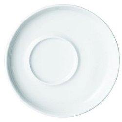 Kahla Five Senses Saucer 7 Inches, White Color, 1 Piece