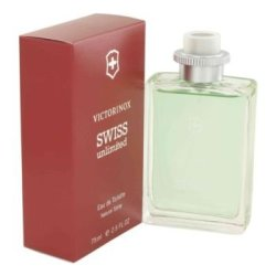 Swiss Unlimited Cologne By Victorinox, 2.5 Oz Eau De Toilette Spray For Men