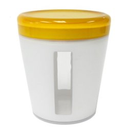 Omada M3252Gi Yellow Oblo' Jar, 25-Ounce