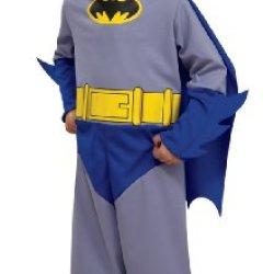 Batman The Brave And The Bold Jumpsuit Batman, Batman Print, 6-12 Months Costume