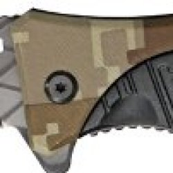 Tac Force Tf-743Dm Assisted Opening Folding Knife 4.5-Inch Closed