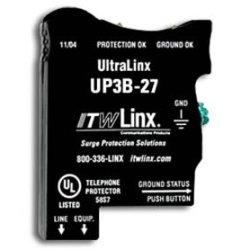 Ultralinx 66 Block/27V Clamp/3 Ultralinx 66 Block/27V Clamp/3