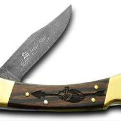 Buck 110 Chief Arrowhead 1/400 Yellowhorse Knife Knives