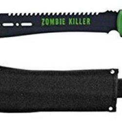 "25"" Zombie Apocalypse Zombie Killer Tactical Machete"