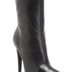 Kelsi Dagger Women'S Carlotta Double Platform Boot, Black, 8.5 M Us