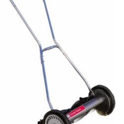Great States 815-18 18-Inch Deluxe Push Reel Lawn Mower