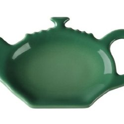 Le Creuset Stoneware Tea Bag Holder, Fennel