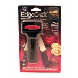 Edgecraft Corp/Chef'S Chc Sharpener 2 Stage Compact (13-0257) Category: Cutlery Sharpeners
